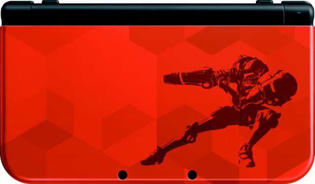 Nintendo annonce l'édition limitée New 3DS XL Samus Edition !