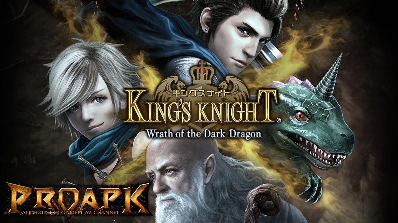 King's Knight : Wrath of the dark Dragon débarque sur Androïd et IOS