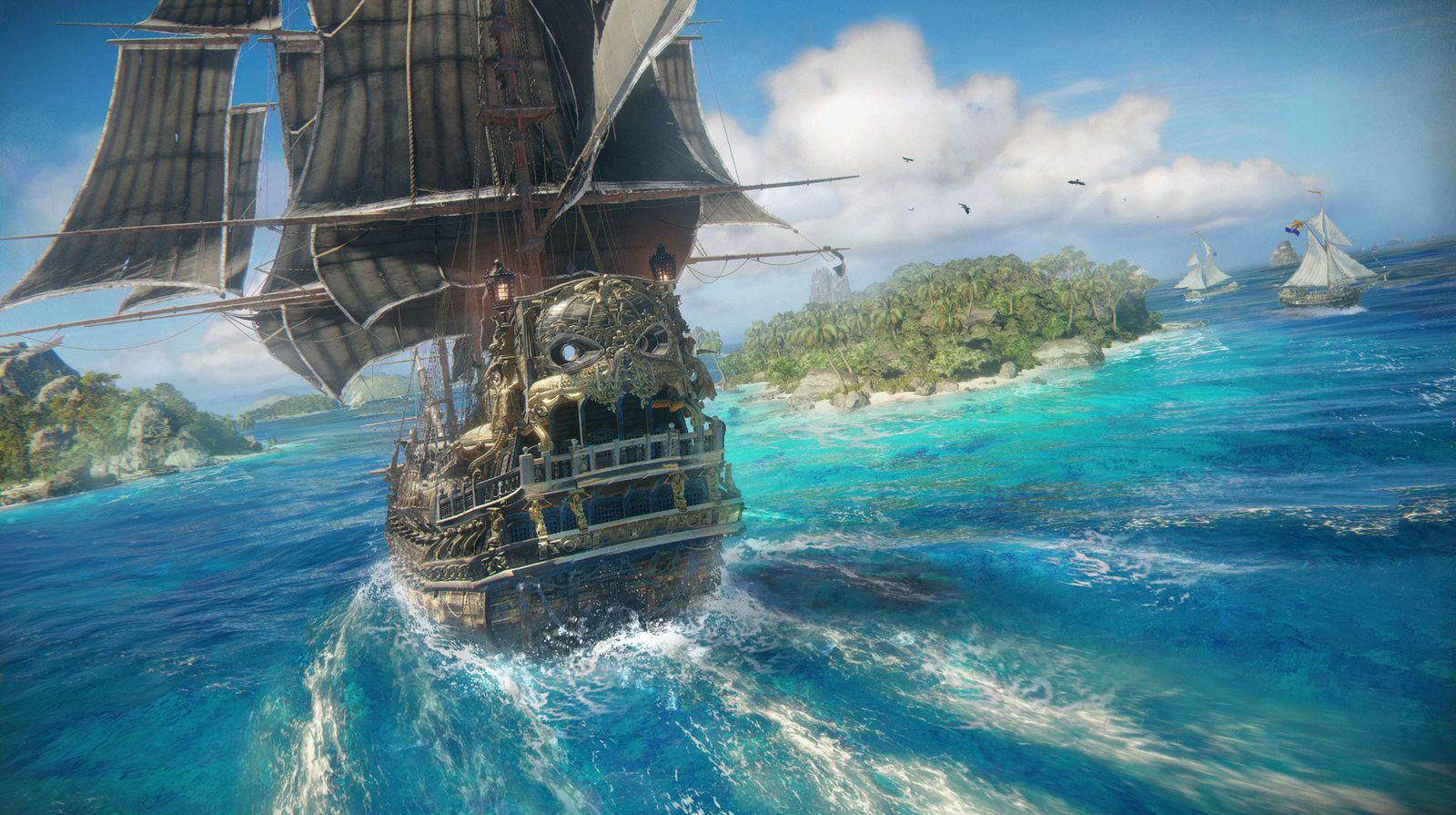 Skull and Bones : Ubisoft parle de l'environnement du jeu