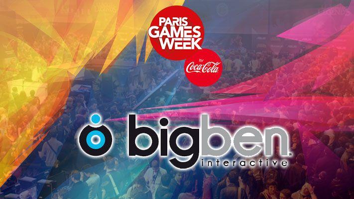 PGW 2017 : Le programme de Big Ben Interactive !