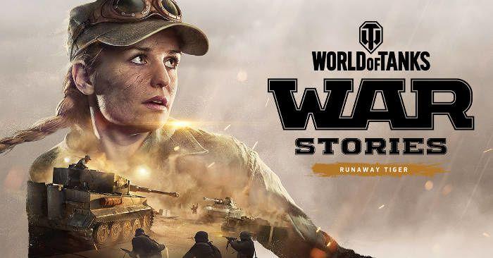"""War Stories"" : Runaway Tiger."