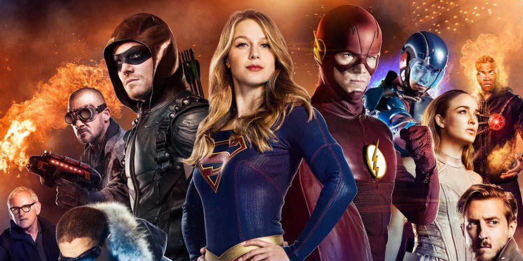 The CW Heroes : Les héros reviennent avec un nouvel arrivant !