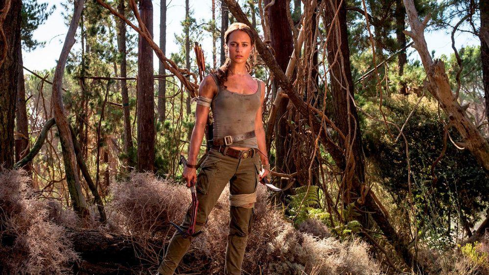 Tomb Raider : trailer