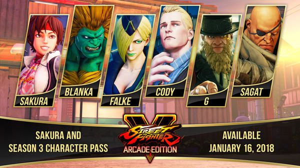 Blanka arrive dans Street Fighter V : Arcade Edition