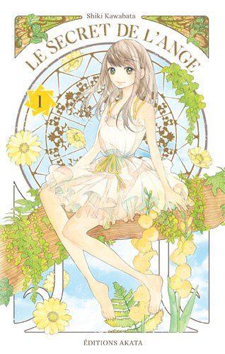 Le Secret de l'Angede Shiki KAWABATA annoncé chez les editions Akata