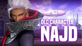 THE KING OF FIGHTERS XIV accueille un personnage inédit en DLC et un nouveau niveau, Riyad !