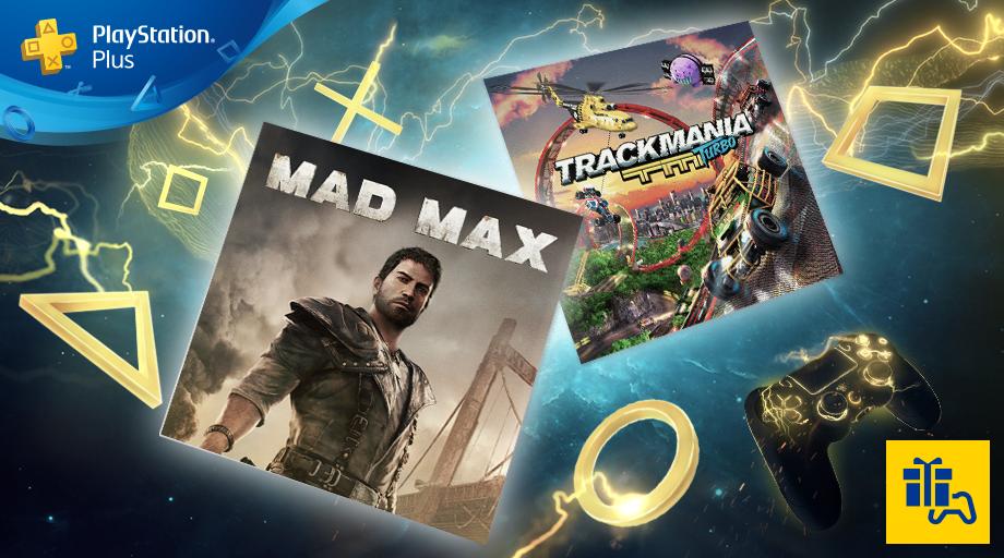 [PlayStation] Les jeux PS Plus d'avril 2018