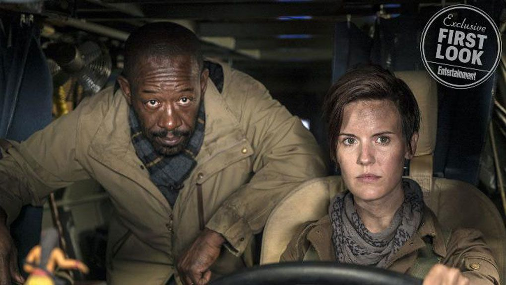"""Trailer : Fear The Walking : """"A new world to fear"""""""