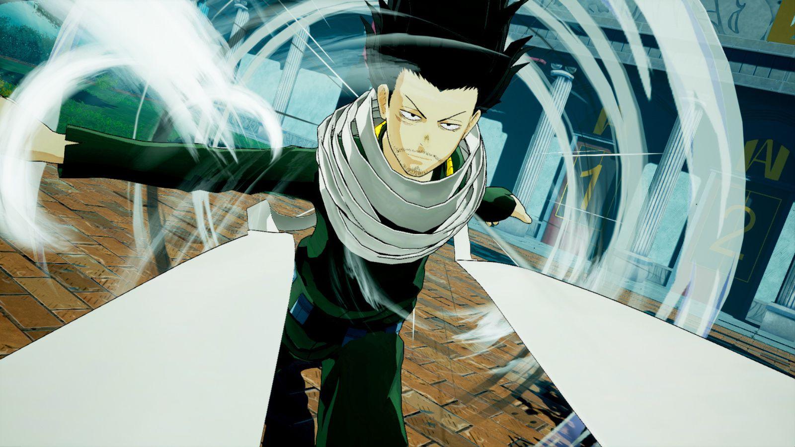 Stain et Shota Aizawa rejoindront le casting de MY HERO Game Project