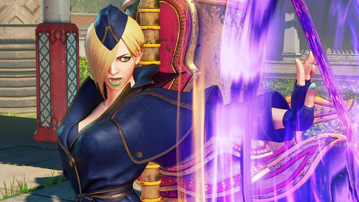 Falke rejoint le casting de Street Fighter V : Arcade Edition