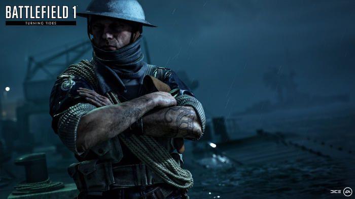 Battlefield 1 La carte Rupture est disponible pour tous