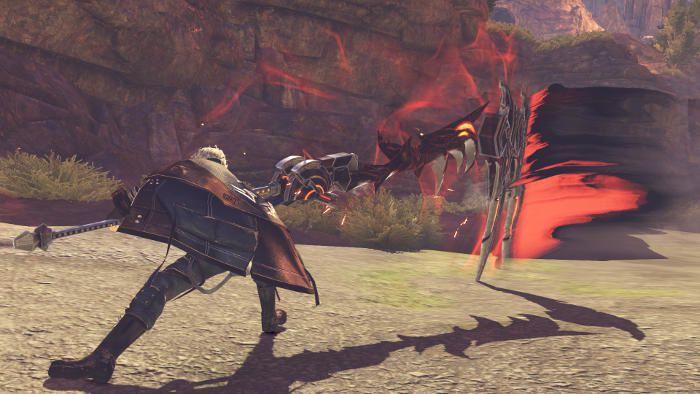 God Eater 3, le JDR/action présente ses armes divines.