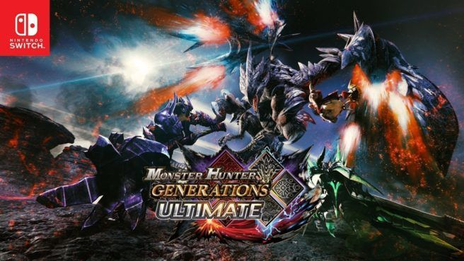 onster Hunter Generations Ultimate