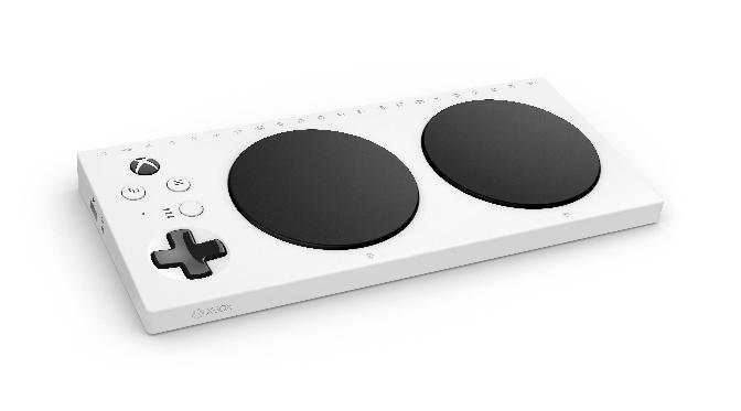 Microsoft dévoile aujourd'hui la manette adaptative Xbox