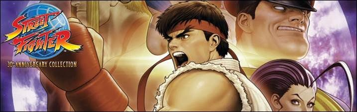 STREET FIGHTER - 30TH ANNIVERSARY COLLECTION sur PS4, Xbox One, Nintendo Switch et PC