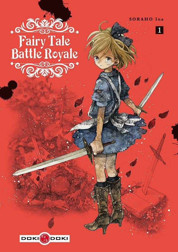 Les éditions Doki-Doki annoncent le manga Fairy Tale Battle Royale
