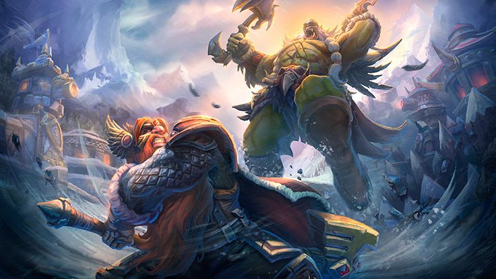 Heroes of the Storm voit débarquer l'univers de Warcraft