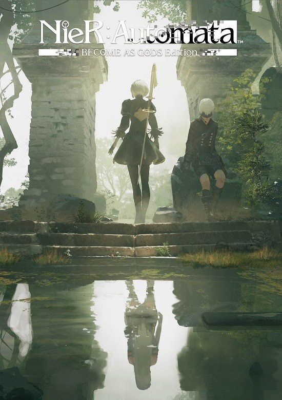 #E32018 : NieR:Automata BECOME AS GODS Edition le 26 Juin sur Xbox