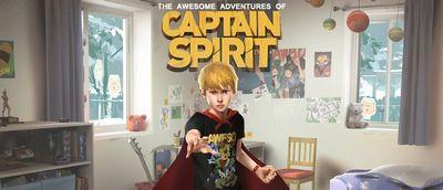 #E32018 : Captain Spirit (créateurs deLIFE IS STRANGE) gratuit d's le mois de juin !