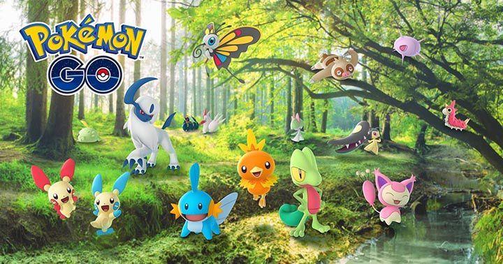 Pokémon GO : faites place aux amis, aux échanges et aux cadeaux !