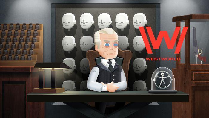 Westworld est lancé sur iOS et Android