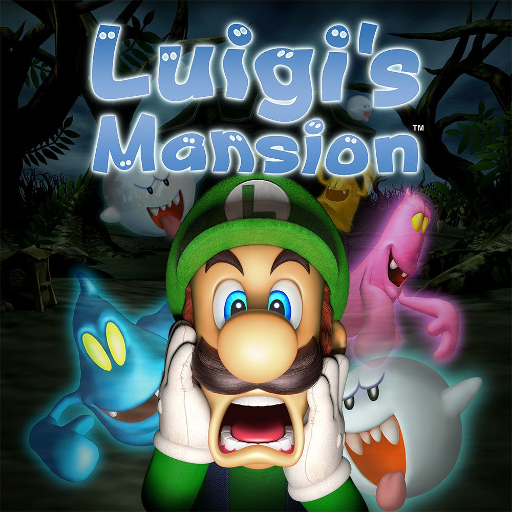 Luigi's Mansionremake sortira en octobre !