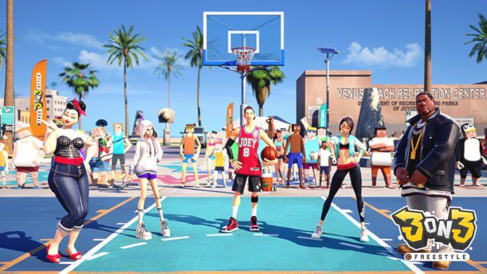 Le jeu de street basketball 3on3 Freestyle débarque sur Xbox One !