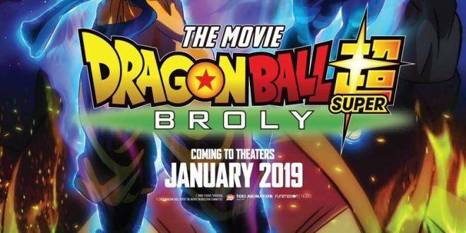 synopsis dragon ball super broly