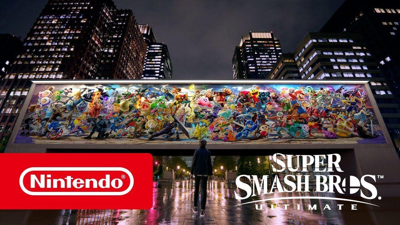 Super Smash Bros. Ultimate - L'affrontement ultime