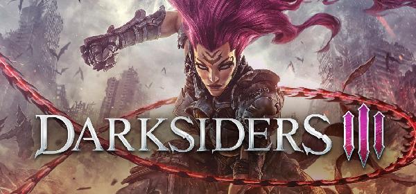 Vue sur DARKSIDERS III en trailer de lancement !