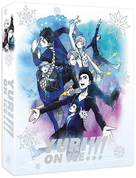 L'intégrale de Yuri!!! on ICE en coffret DVD et Blu-ray le 27 février 2019