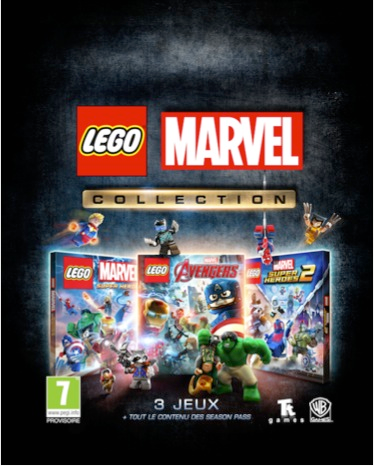 LEGO Marvel Collection sera disponible le 13 mars