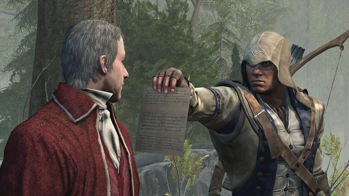 Assassin's Creed III Remastered annoncé et daté sur Nintendo Switch