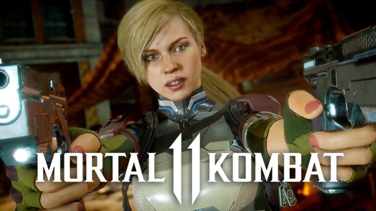 Mortal Kombat 11 - Découvrez Cassie Cage et Kano