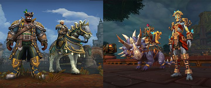 [World of Warcraft] Battle for Azeroth s'enrichit encore de nouveaux contenus