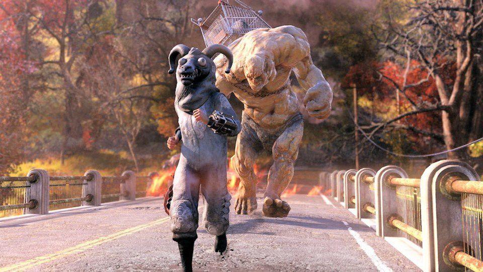 Wild Appalachia, la nouvelle mise à jour de Fallout 76