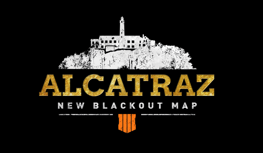 Activision | Alcatraz : La nouvelle carte pour Blackout de Call Of Duty: Black Ops 4 disponible demain !