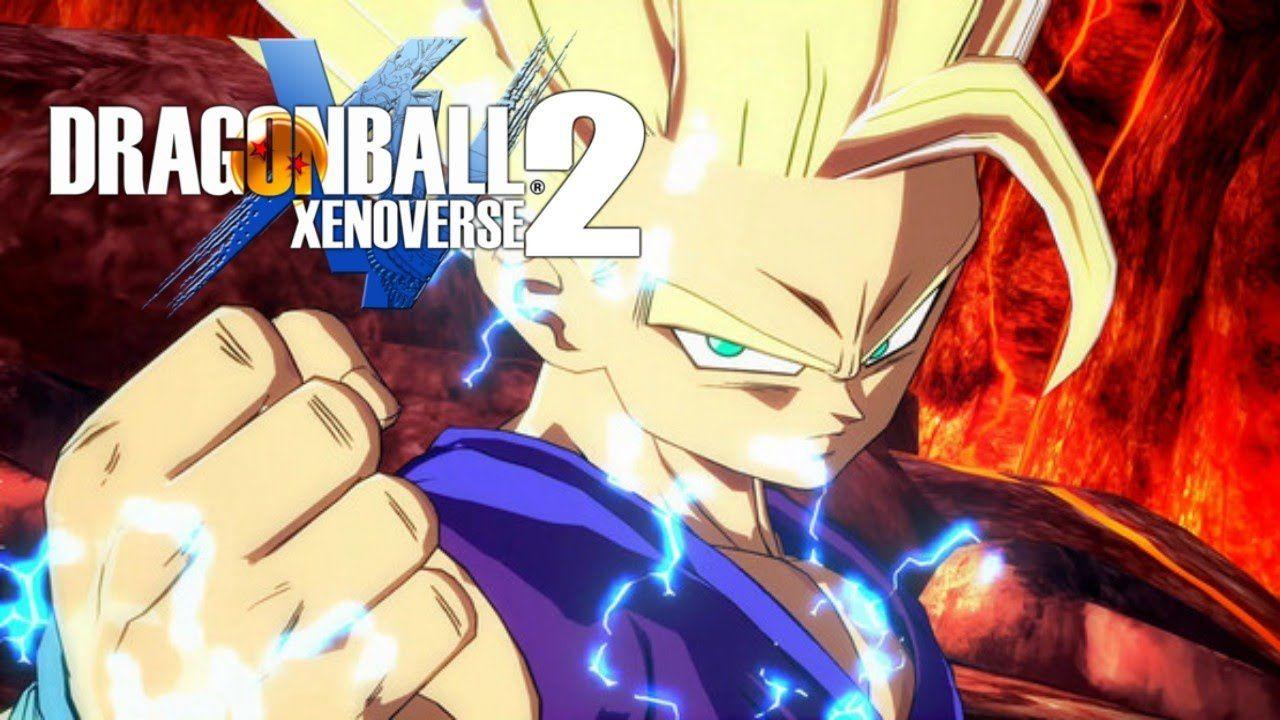 DRAGON BALL XENOVERSE 2sera disponible surStadia