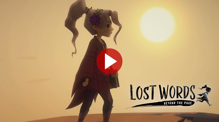 Lost Words: Beyond the Page s'annonce sur Switch en trailer