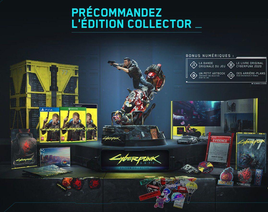 Cyberpunk 2077 : date de sortie, précommandes, nouveau trailer !