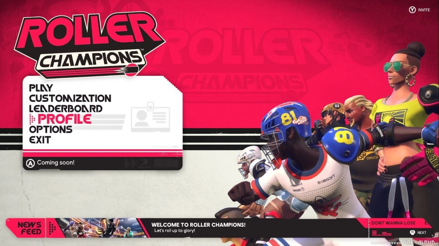 Le free-to-play Roller Champions annoncé + Démo