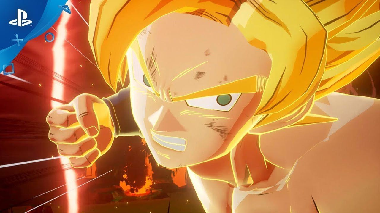 DRAGON BALL GAME - PROJECT Z se nomme désormais DRAGON BALL Z : KAKAROT