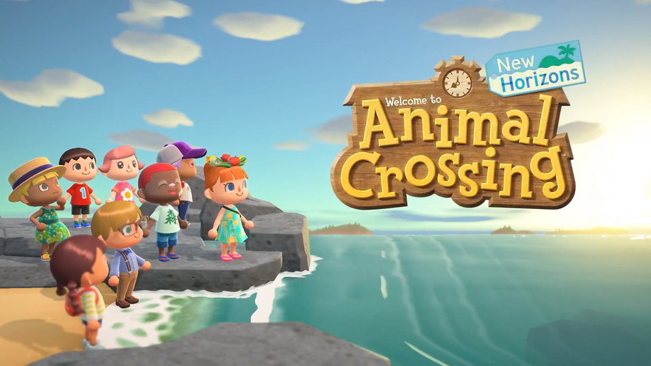 Animal Crossing: New Horizons pour le 20 mars 2020