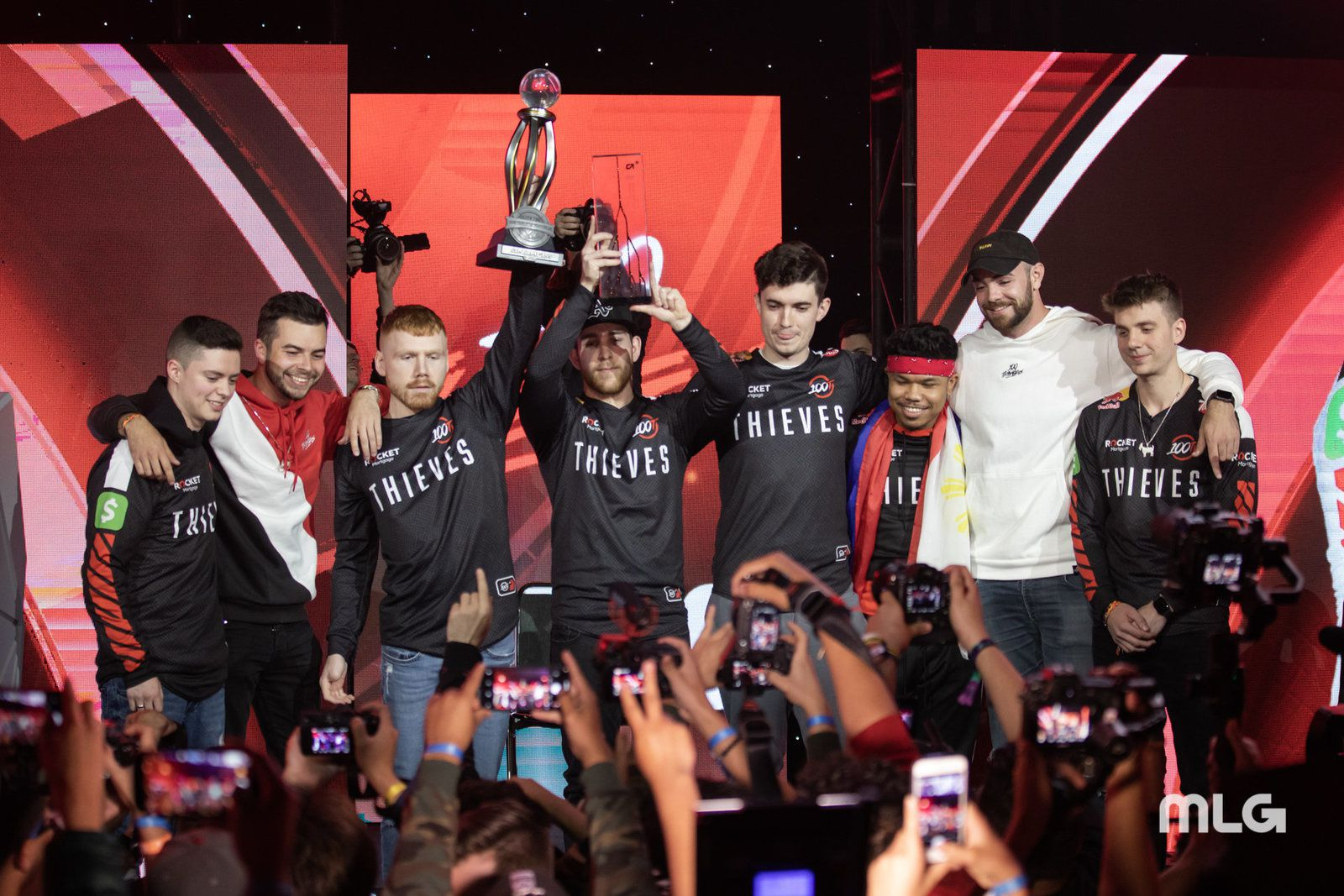 Call Of Duty World League Championship 2019 : 100 Thieves remporte la CWL Anaheim