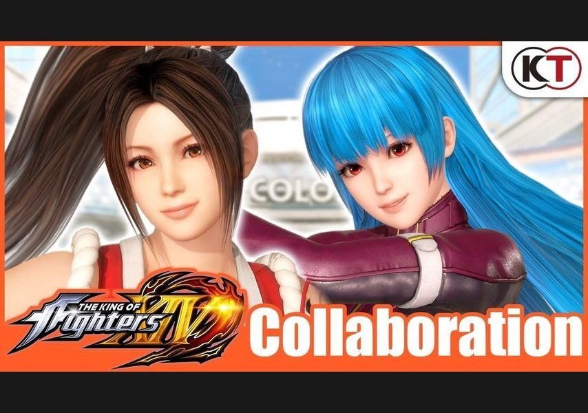 The King Of Fighters s'invitent dans Dead Or Alive 6 !