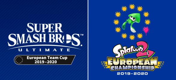 La prochaine saison des tournois européens deSuper SmashBros.UltimateetSplatoon2approche à grands pas