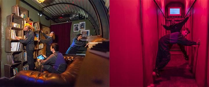 Koezio lance Hors Contrôle, le plus grand escape game indoor de tous les temps, dans le Sud de Paris