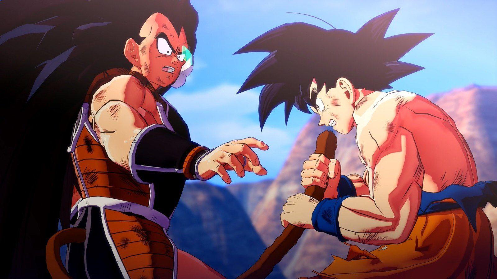 Dragon Ball Z : Kakarot dévoile de nouveaux visuels