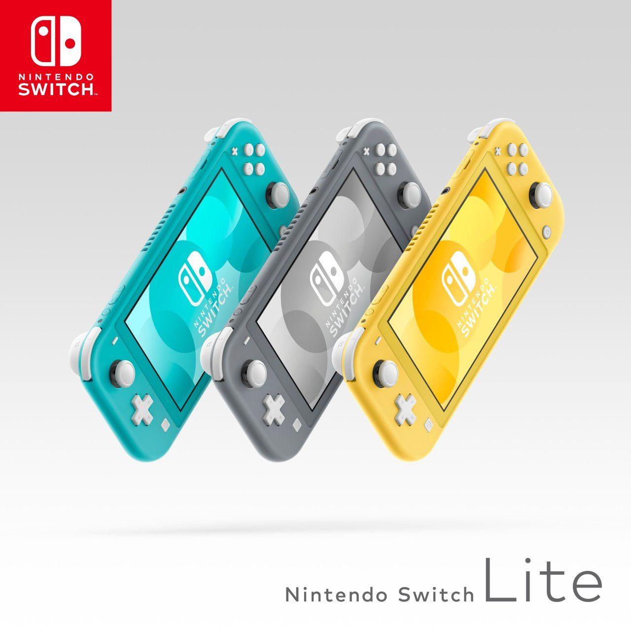 Nintendo présente et date a Nintendo Switch Lite, une console dédiée au jeu portable !