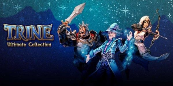 Trine: Ultimate Collection confirme son arrivée sur Nintendo Switch